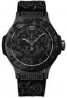 Hublot Big Bang Broderie All Noir diamants Montre 343-SV-6510-NR-0800