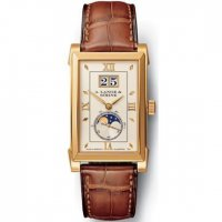 Replique A. Lange & Sohne Cabaret Moonphase Mens Mechanical in Yellow Gold 118.021