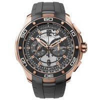 Replique Roger Dubuis Pulsion Chronograph Pink Gold RDDBPU0003