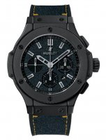 Hublot Big Bang Dark Jeans Ceramique 44 MM Montre 301-CI-2770-NR-JEANS14