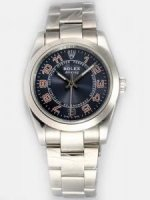 Replique Rolex Oyster Perpetual Air King Blue Dial With A