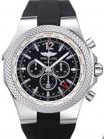 Replique Breitling Bentley GMT Chronograph Montre a4736212/b919-1R