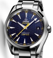 Omega Seamaster Aqua Terra 150M James Bond Edition limitee