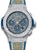 Hublot Big Bang Automatique 44mm JEANS Limited Edition 301-SL-2770-NR