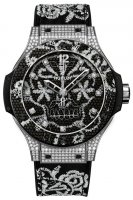 Hublot Big Bang Broderie 343.SX.6570.NR.0804 (Stainless Acier) Montre