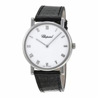 Chopard Classic hand-wound in 18-carat Blanc Or 163154-1001