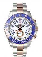 Replique Rolex Yacht Master steel & everrose gold 116681