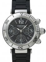 Replique Cartier Pasha Seatimer Chronograph w31088u2 Montre