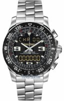 Replique Breitling Montre Airwolf Raven a7836423/b911-ss