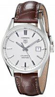 TAG Heuer Carrera Calibre 5 Automatique Montre 39 mm WAR211B.FC6181