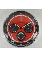 Replique Ferrari Horloge murale with Black Dial - Beige Second Hands