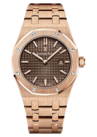 Replique Audemars Piguet Dame Royal Oak Quartz 67650OR.OO.1261OR.01
