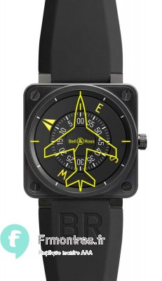 Replique Bell & Ross Aviation BR01-92 HEADING INDICATOR Montre
