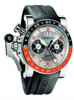 Réplique GMT Oversize Chronofighter - Red and Black Bezel 2OVASGM