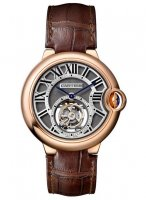 Cartier Ballon Bleu de Cartier Flying Tourbillon Rose Or Montre W6920104