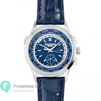Replique Patek Philippe Complications World Time Montre 5930G-001