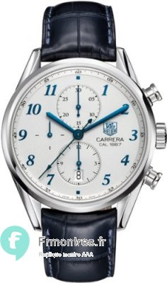 Replique TAG Heuer Carrera Calibre 1887 HeriTAGe 41mm CAR2114.FC6292
