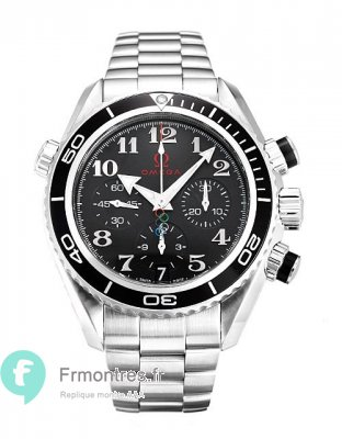 Replique Omega Seamaster Olympic Collection Timeless 222.30.38.50.01.003