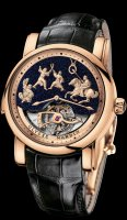 Replique Ulysse Nardin Complications Genghis Khan 786-82