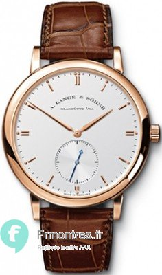 Replique A.Lange & Sohne Gret Saxonia Or rose 307.032