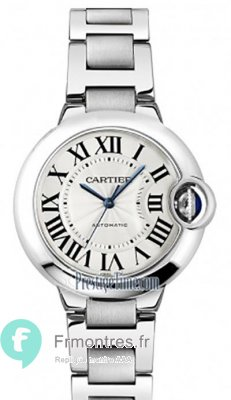 Replique Cartier BTouton Bleu 33mm W6920071