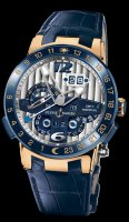 Replique Ulysse Nardin Complications El Toro 326-00