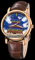 Réplique Ulysse Nardin San Marco Cloisonne (Hall of Prayer for Go