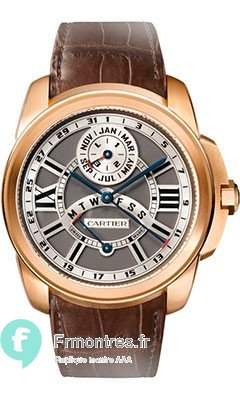 Replique Cartier Calibre de Cartier Perpetual W7100029