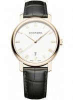 Chopard Classic Rose Or Blanc Automatique 161278-5005