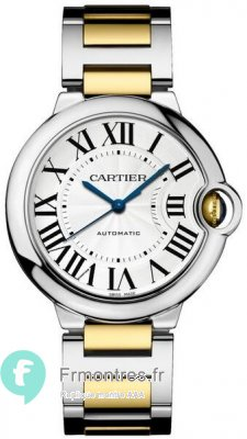 Replique Cartier BTouton Bleu de Cartier 36MM Montre W2BB0012