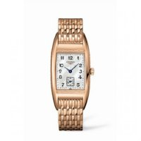Replique Longines BelleArti 24.6 Or rose L2.501.8.83.6