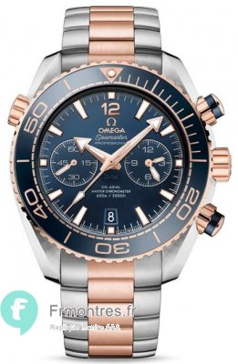 Replique Omega Seamaster Planet Ocean 600M 45.5mm 215.20.46.51.03.001