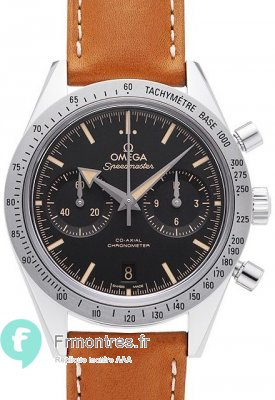 Replique Omega Speedmaster \'57 Co-Axial Hommes Montre 331.12.42.51.01.002