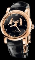 Replique Ulysse Nardin Complications Forgerons Minute Repeater 71