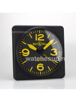 Replique Bell & Ross BR01-92 Horloge murale with Yellow Markers