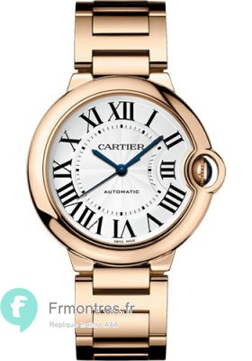 Replique Cartier BTouton Bleu de Cartier 36 mm Montre Femme WGBB0008