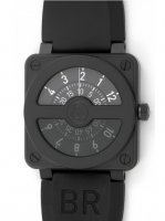 Réplique Bell & Ross Automatic 46mm BR01-92 Compass