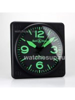 Replique Bell & Ross BR01-92 Horloge murale with Green Markers