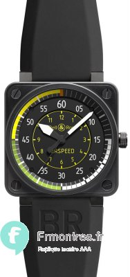 Réplique Bell & Ross Aviation BR01-92 Airspeed Montre