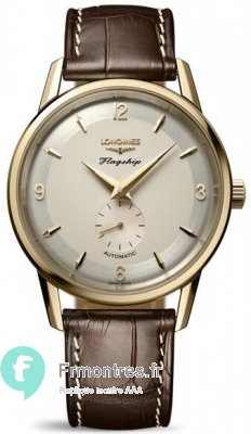Replique Longines Flagship Heritage 60th Anniversary L4.817.6.76.2