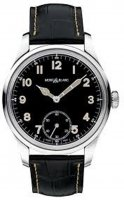 Montblanc 1858 Manual Petit Second Hommes 113860