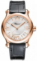 Réplique Chopard Happy Sport Medium 36mm Montre Femme 274808-5001