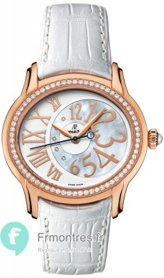 Replique Audemars Piguet Millenary Novelty Femmes Montre 77301OR.ZZ.D015CR.01