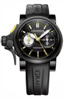 Réplique Graham Chronofighter RAC Trigger hommess Montre 2TRAB.B01A