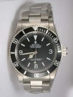 Réplique Rolex Explorer Grey Dial With Bar Hour Markers R