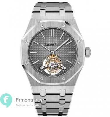Replique Audemars Piguet Royal Oak Tourbillon 26510PT.OO.1220PT.01