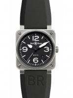 Replique Bell & Ross BR03-92 Automatic 42mm Montre BR03-92 Steel