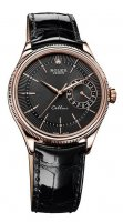 Rolex Cellini Date Everose Or Montre 50515 bkbk