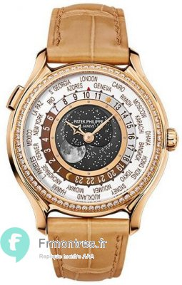 Replique Patek Philippe 175th Anniversary Collection World Time Moon 7175R-001