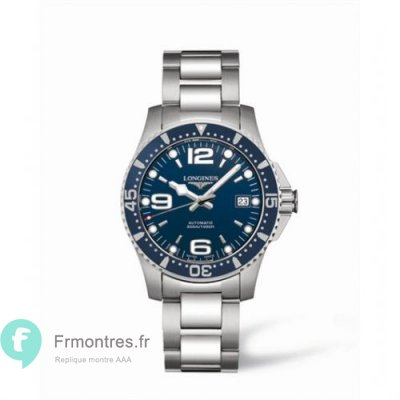 Replique Longines Hydroconquest 39 Bleu L3.641.4.96.6